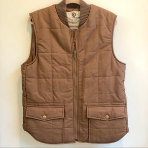 Lucky Brand | Quilted Barn Vest